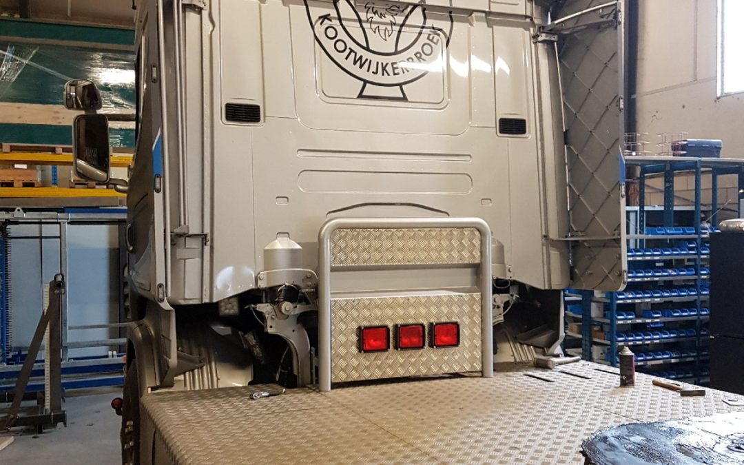 truckopbouw/revisie